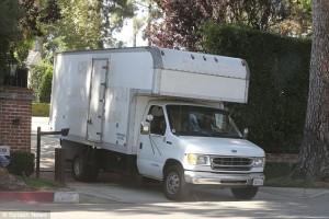 QT Moving Van