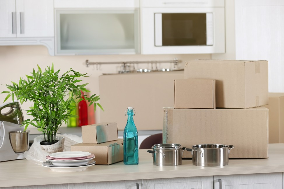 Packing up your Kitchen